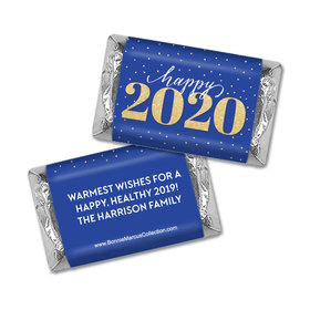 Personalized Bonnie Marcus Royal Glitz Mini Wrappers Only