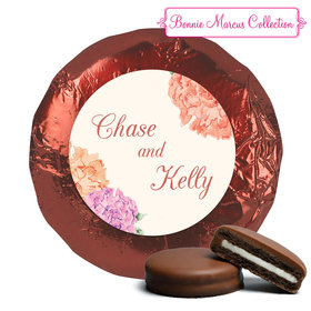 Bonnie Marcus Collection Rehearsal Dinner Blooming Joy Milk Chocolate Covered Oreo (24 Pack)