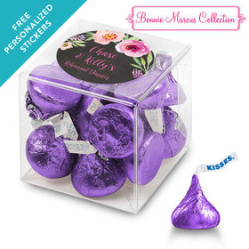 Bonnie Marcus Collection Personalized Box Floral Embrace Rehearsal Dinner Favors (25 Pack)
