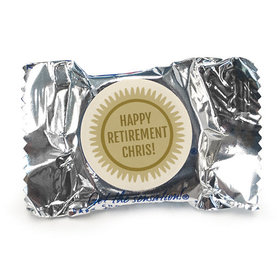 Personalized Bonnie Marcus Collection Retirement Certificate York Peppermint Patties (84 Pack)