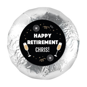 "Personalized Bonnie Marcus Retirement Cheers 1.25"" Stickers (48 Stickers)"