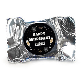 Personalized Bonnie Marcus Retirement Cheers York Peppermint Patties