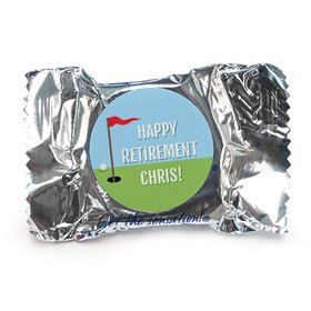 Personalized Bonnie Marcus Collection Retirement Gone Golfin' York Peppermint Patties (84 Pack)