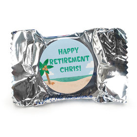 Personalized Bonnie Marcus Collection Retirement Beach York Peppermint Patties (84 Pack)