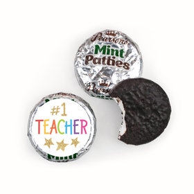Bonnie Marcus Collection Teacher Appreciation Pearson's Mint Patties Gold Star