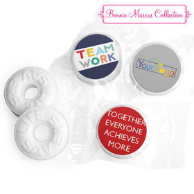 Personalized Bonnie Marcus Collection Teamwork Acrostic Life Savers Mints