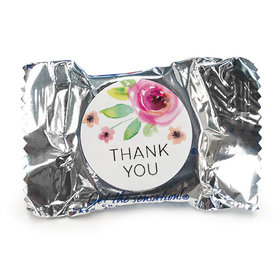 Personalized Bonnie Marcus Thank You Bouquet York Peppermint Patties