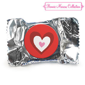 Bonnie Marcus Collection Valentine's Day Inner Heart York Peppermint Patties