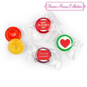 Personalized Valentine's Day Sweet Treat LifeSavers 5 Flavor Hard Candy (300 Pack)