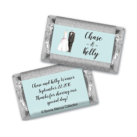 Bonnie Marcus Collection Wedding Favors Forever Together Wedding HERSHEY'S Candy Bars
