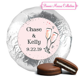 Bonnie Marcus Collection Wedding The Bubbly Personalized Milk Chocolate Covered Oreo Cookies