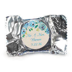 Bonnie Marcus Collection Wedding Favors Here's Something Blue York Peppermint Patties