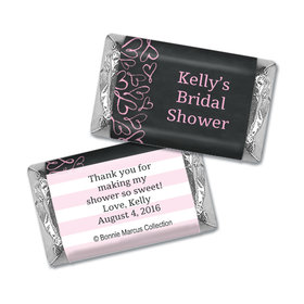 Bonnie Marcus Collection Bridal Shower Favors - Whispering Heart Mini Wrappers