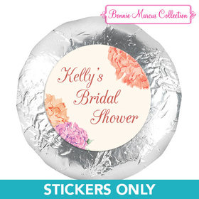 "Bonnie Marcus Collection Bridal Shower Blooming Joy 1.25"" Stickers (48 Stickers)"