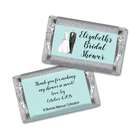 Bonnie Marcus Collection Mini Wrapper Forever Together Bridal Shower Favors