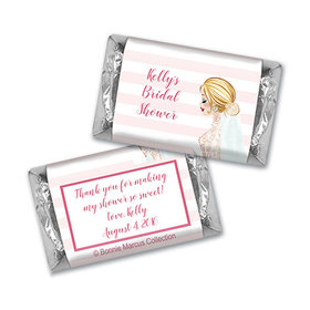 Bonnie Marcus Collection Bridal Shower Bridal March Personalized Mini Wrappers