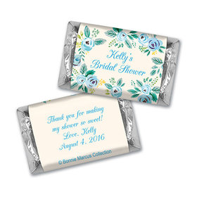 Bonnie Marcus Collection Bridal Shower Here's Something Blue Personalized Miniatures