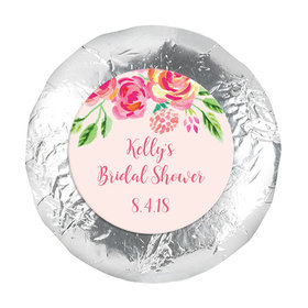 Bonnie Marcus In the Pink Bridal Shower Foil-Wrapped Milk Chocolate Covered Oreos