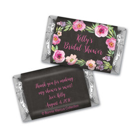 Bonnie Marcus Collection Bridal Shower Floral Embrace Personalized Miniatures