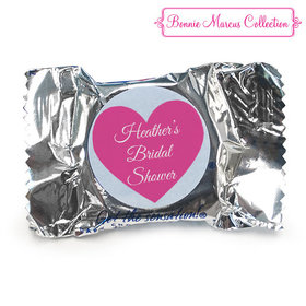 Personalized Bridal Shower Love Reigns York Peppermint Patties