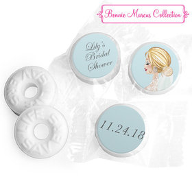 Personalized Bonnie Marcus Bride to Be Life Savers Mints