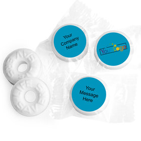 Business Promotional Personalized Life Savers Mints Your Logo