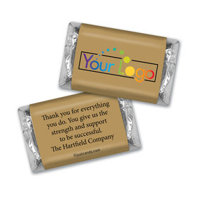 Personalized Business Promotional Add Your Logo Hershey's Miniatures