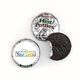 Business Promotional Personalized Pearson's Mint Patties Your Logo