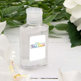 Personalized Hand Sanitizer Add Your Logo 2 fl. oz bottle