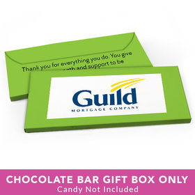 Deluxe Personalized Business Add Your Logo Candy Bar Cover