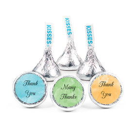 """Elite Thank You 3/4"""" Stickers (108 Stickers)"""