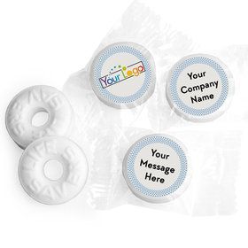 Personalized Life Savers - Enhance Business Favor Stickers