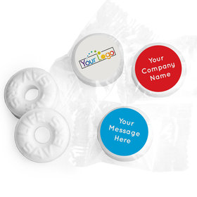Personalized Life Savers - Prestige Business Favor Stickers (300 Pack)