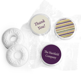 Thank You Favors - Recognition Stickers - Life Savers