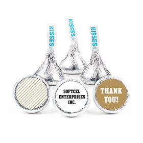 """Thank You Chocolates - Tribute 3/4"""" Stickers - (108 Stickers)"""