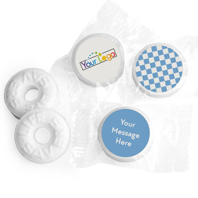 Personalized Life Savers - Elevate Business Favor Stickers