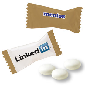 Personalized Add Your Logo Mentos (2,000 Mints)