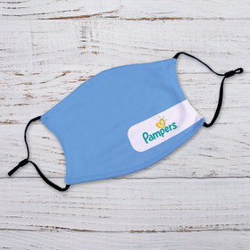 Personalized Adult Face Mask - Add Your Logo