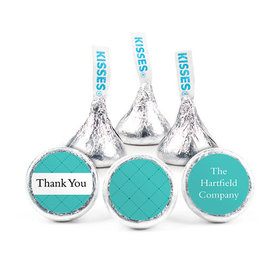 Personalized Business Promotional Thank You Pattern Hershey's Kisses (50 pack)
