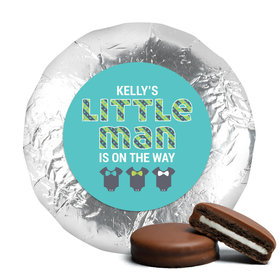 Baby Shower Chocolate Covered Oreos Little Man Bow Tie (24 Pack)