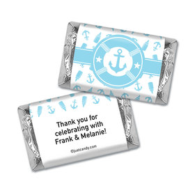 Personalized Baby Shower Mini Wrappers