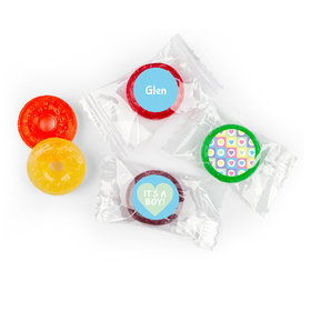 Baby Shower - Adorable Stickers - LifeSavers 5 Flavor Hard Candy (300 Pack)