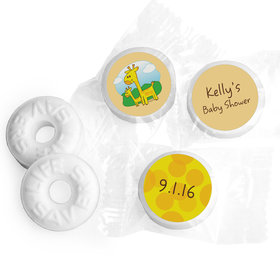Baby Shower - Baby Spots Stickers - Life Savers