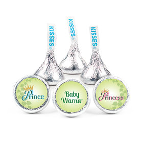 Gender Reveal Prince or Princess Personalized Hershey's Kisses
