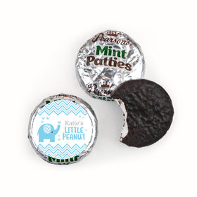 Personalized Baby Shower Little Peanut Pearson's Mint Patties