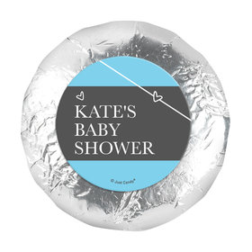 "Personalized Greatest Gift Baby Shower 1.25"" Stickers (48 Stickers)"