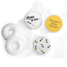 Baby Shower Personalized Life Savers Mints Mama to Bee