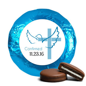 Confirmation Chocolate Covered Oreos Cross & Dove (24 Pack)