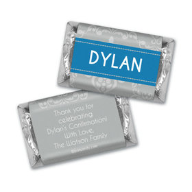 Personalized Confirmation Mini Wrappers