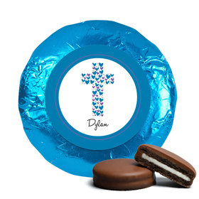 Confirmation Chocolate Covered Oreos Hearts Cross (24 Pack)